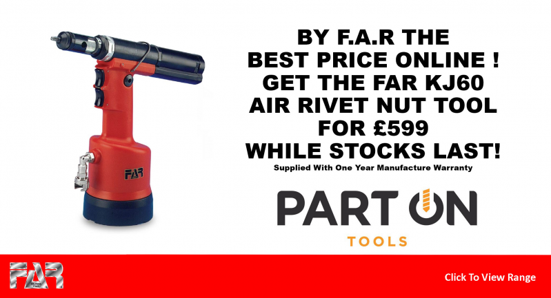 Part-on Tools | Servicing | Fasteners | Fabrications