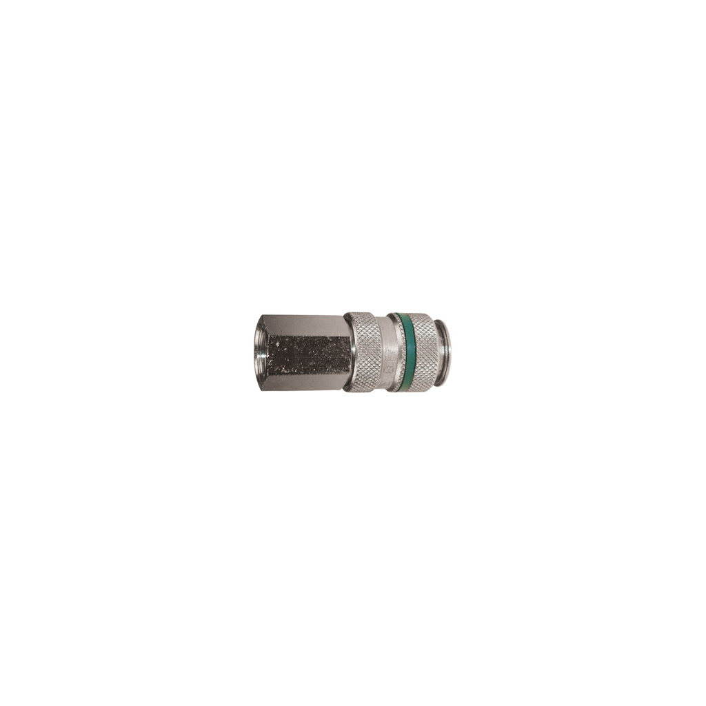 Cp  quot schrader female air coupling fitting