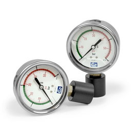 Air Pressure Gauges & Sensors