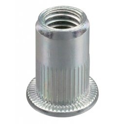 Round Body Rivet Nut (Open End)